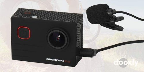 Apexcam M90 Pro EIS Action Camera 4K 20MP WIFI Review