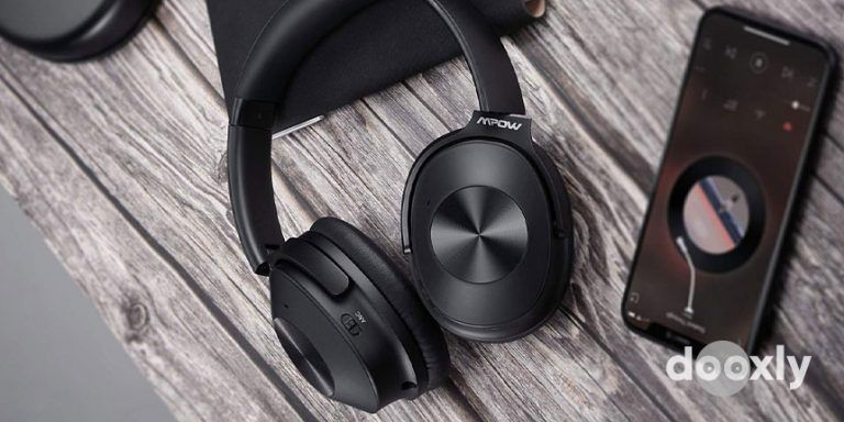 Mpow H12 | Hybrid Active Noise Cancelling Headphones Review