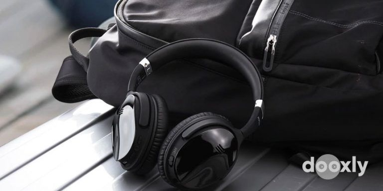Mpow H5 Active Noise Cancelling Headphones Review