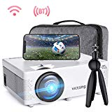 VicTsing WiFi Projector with Bag