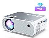 BOMAKER GC355 WIFI Projector Review