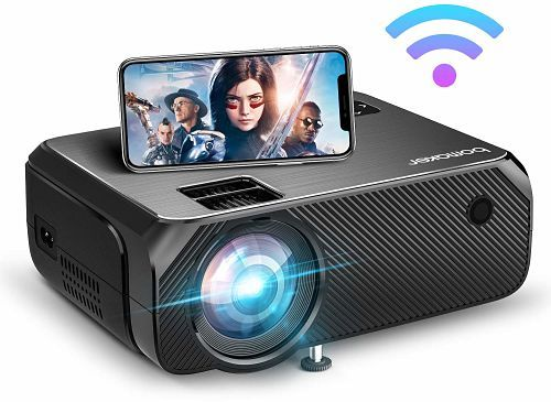 BOMAKER GC557 Projector WiFi Review