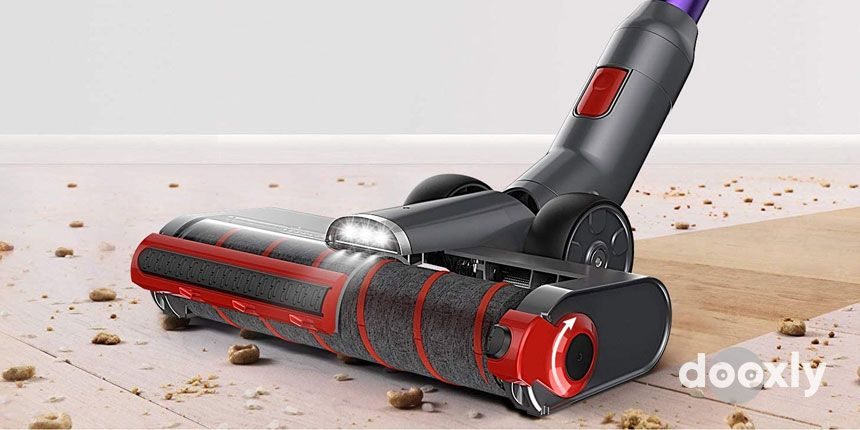 JASHEN V16 Cordless Vacuum Cleaner Review