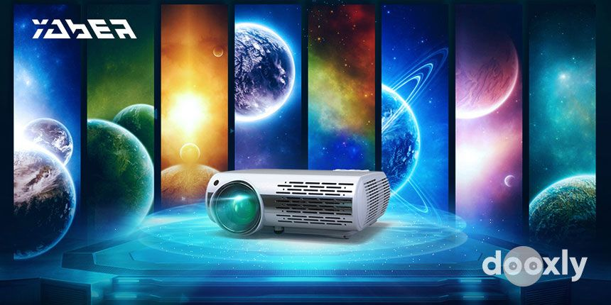 YABER Y30 Native 1920x 1080P Projector Review