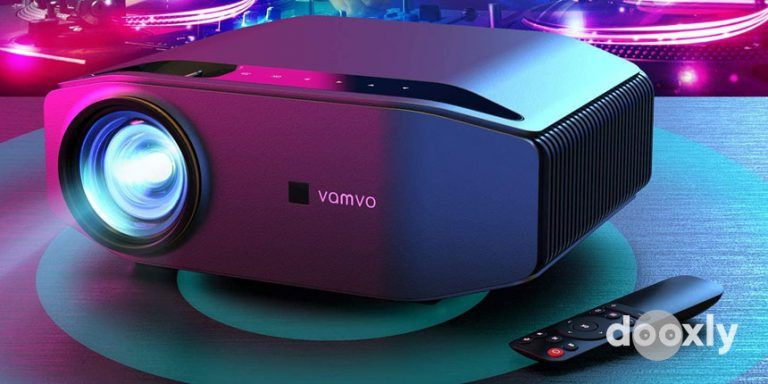 Vamvo L6200 Review & Comparison | 1080P Full HD Video Projector