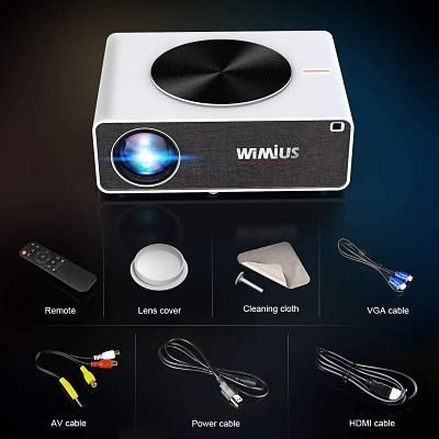 WiMiUS K3 WiFi Projector Review