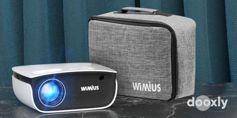 WiMiUS S25 Review | WiFi Projector 5500Lux HD Bluetooth Mini