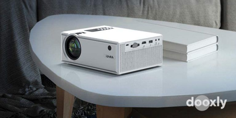 YABER Y61 Review | WiFi Mini Projector 5500 Lux Full HD