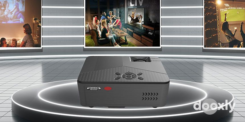 OHDERII Projector Review