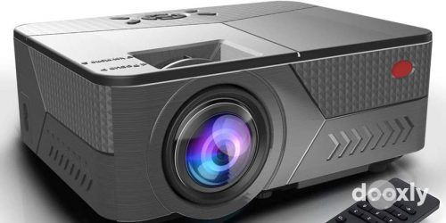 Pansonite Mini Projector 5200 Lumens Review | Projector for Outdoor Movies