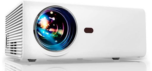 Projector, YABER Portable Projector YB2