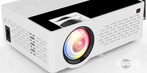 TMY Projector Review | 1080P Full HD Supported Video Projector 4500 Lumen