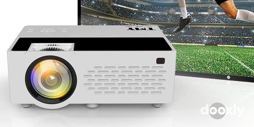 TMY V08 HD Video Projector