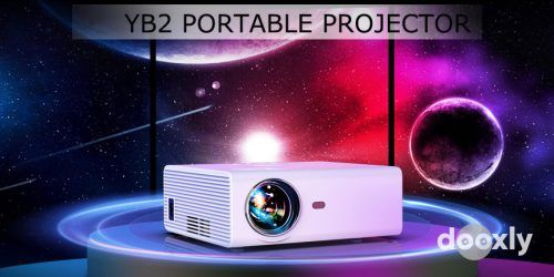 YABER YB2 Review | Portable Projector with 5500LUX