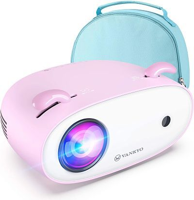 VANKYO Miracle 120 Mini Projector for Outdoor Movies, Supports 1080P 300'' Display