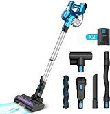 INSE S6P Cordless Vacuum Cleaner with 2 Batteries Review