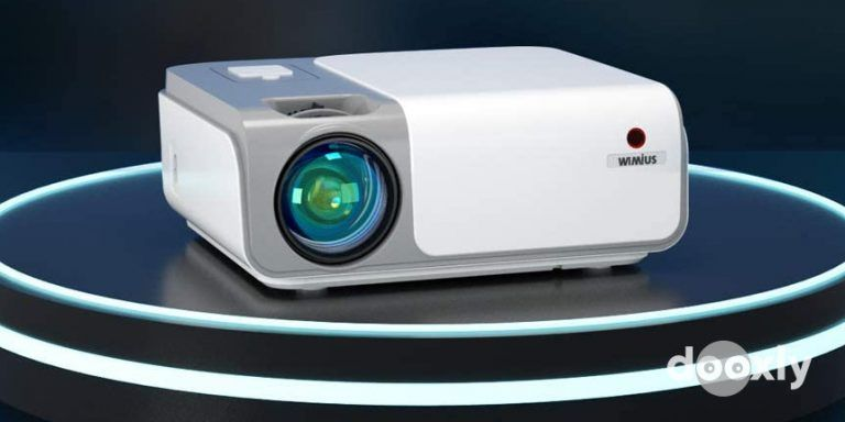 WiMiUS W1 Review | WiMiUS W1 WiFi Bluetooth Projector 8500L Full HD