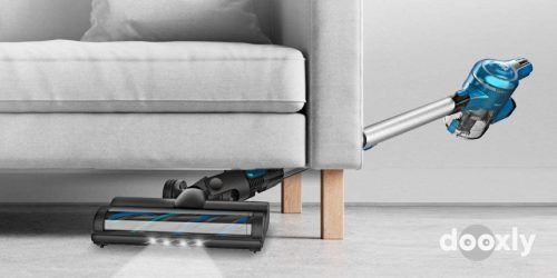 INSE S6P Review | Cordless Vacuum Cleaner with 2 Batteries