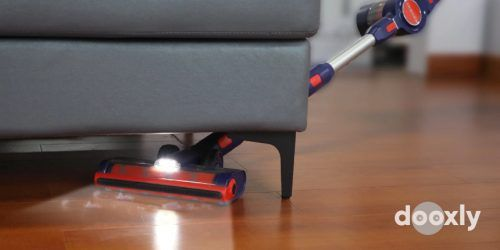 Read more about the article JASHEN D18 Review | Cordless Stick Vacuum Cleaner