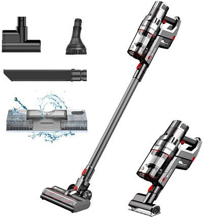 Proscenic P11 Cordless Vacuum Cleaner, Stick Handheld Vacuum with Mop Review